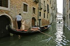 smeraldina (Beppe Modica) Tags: gondola reflexions venezia riflessi