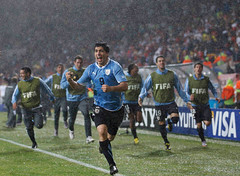 Uruguay vs Corea Mundial 2010 - by Articularnos.com
