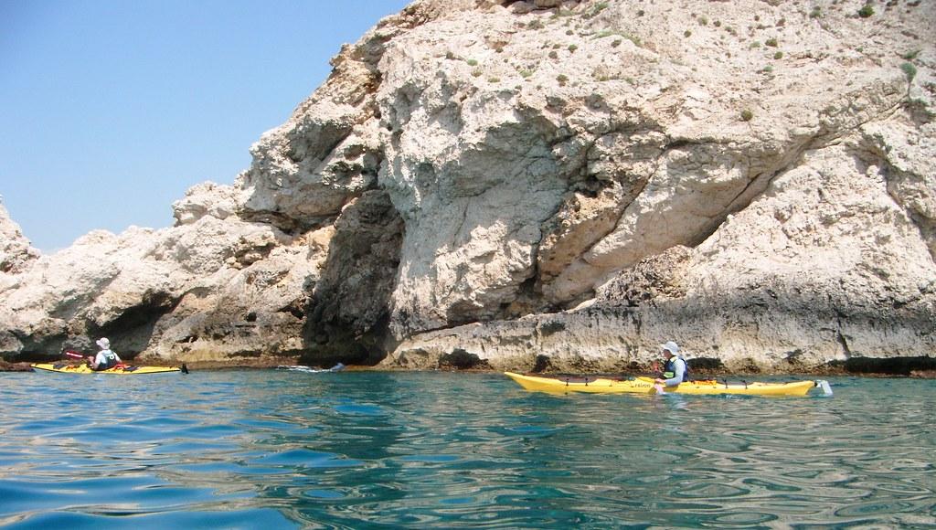 Cabo de Gata en kayak 637