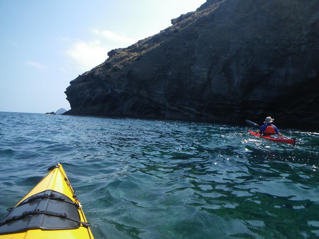 Cabo de Gata en kayak 218