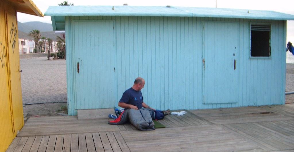 Cabo de Gata en kayak 595