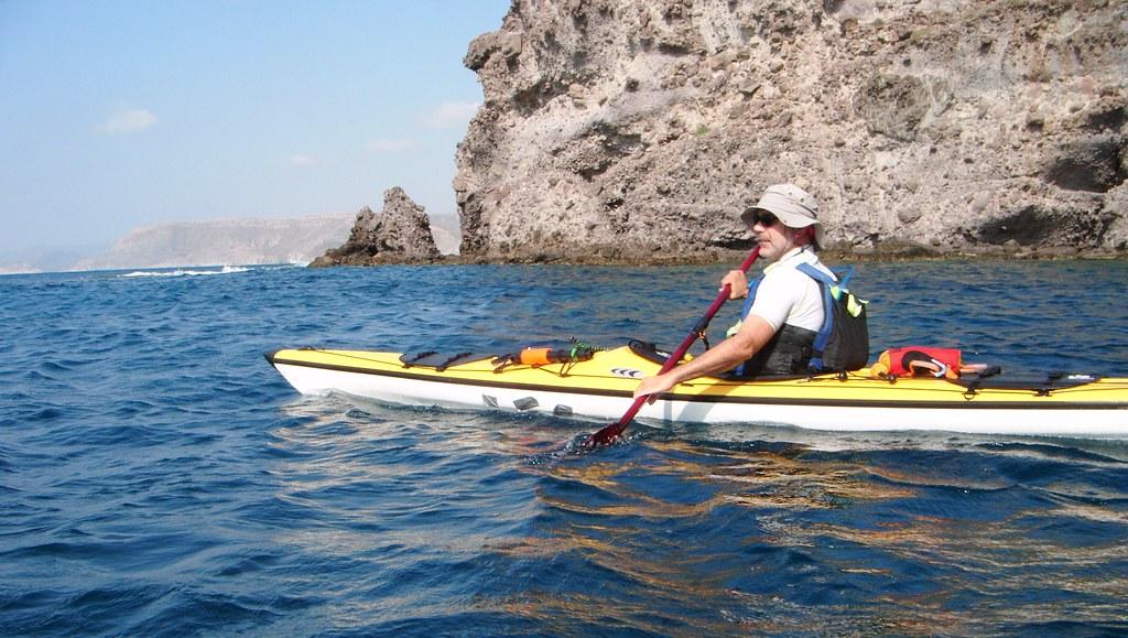 Cabo de Gata en kayak 615