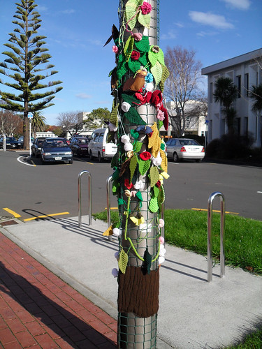 365/163 - Pole Trees