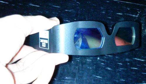 Kacamata 3D pasif