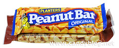 Old Dominion Peanut Bar and Planters Peanut Bar