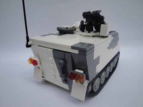 M113A5- Rear shot