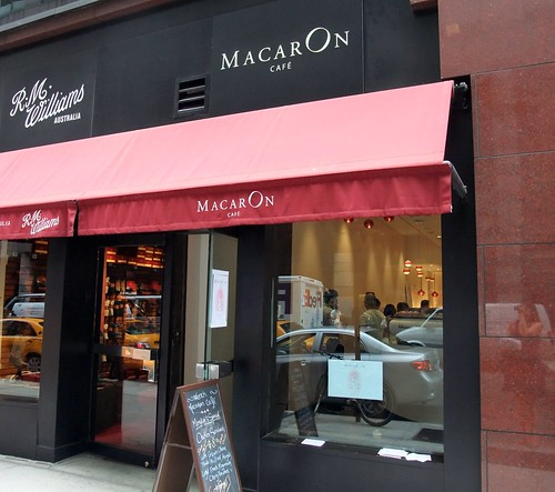 Uptown Macaron Cafe
