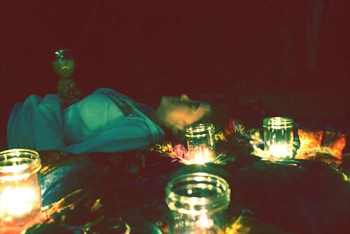 Nighttime Picnic