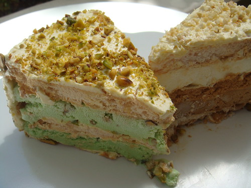 "Two of my favorites , pistachio and sansrival"" - Ultimate Taste Test ..."