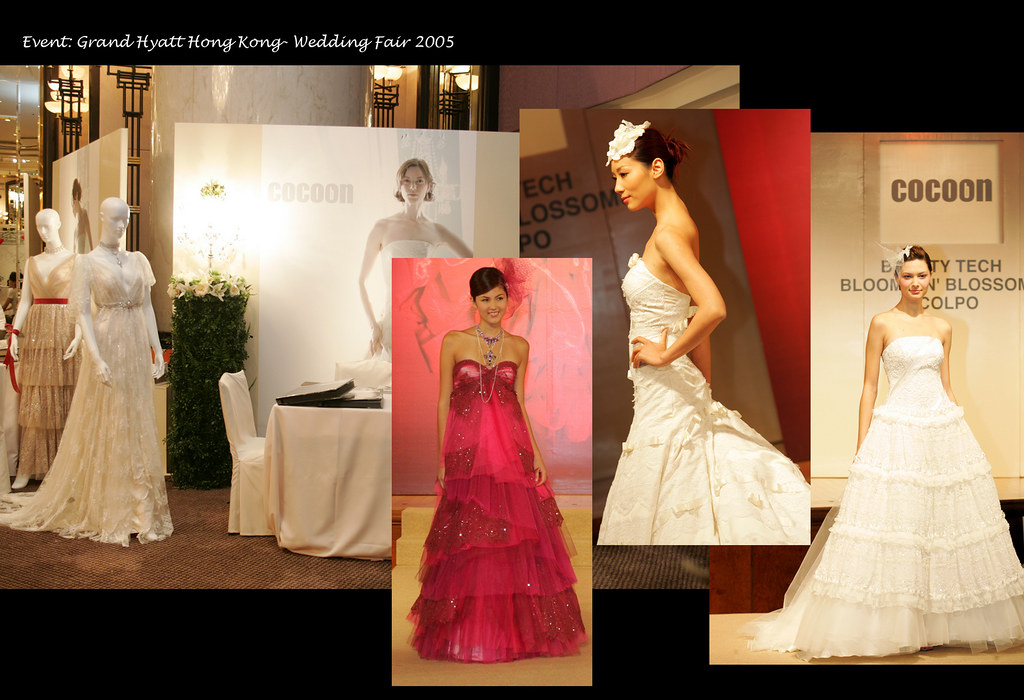 Grand Hyatt Hong Kong Wedding Fair 2005