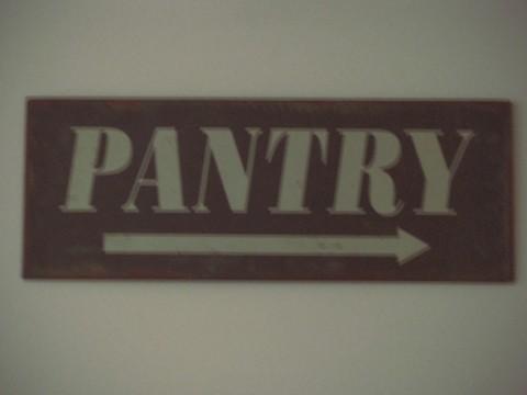 pantry