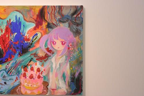 "Chikuwaemil ""Nobody comes my birthday party."""