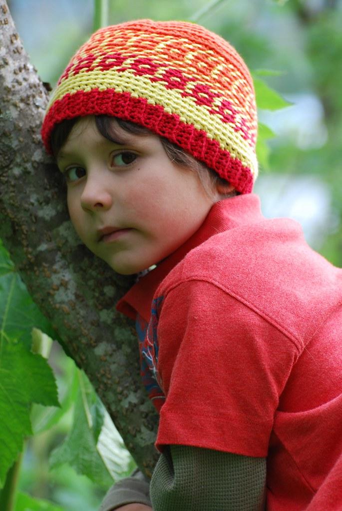 Jay's Summer Hat - 08