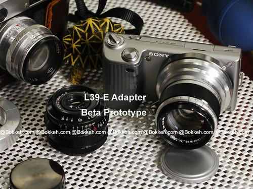 sony nex leica ltm lens adapter bokkeh.com