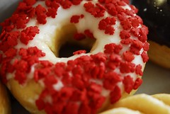 Maple Leaf Donut