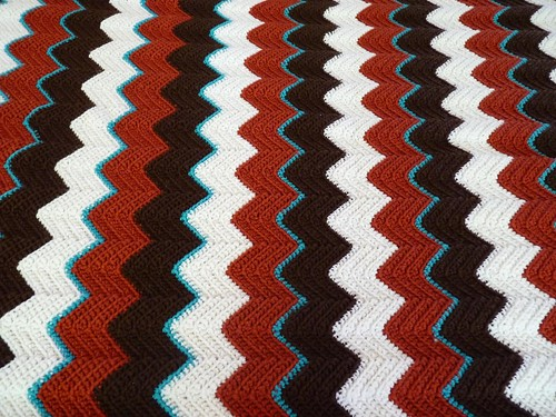 7 ripple blanket