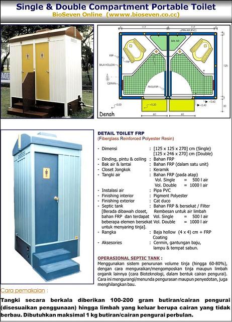 Portable toilet (wwwbiosevencocc) by BioSeven