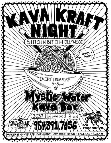 Kava Kraft Night
