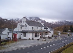 Cluanie Inn, Glenmoriston, IV63 7YW, January 2010 (allanmaciver) Tags: winter food highlands warm drink getaway remote lonely welcome cosy failte glenmoriston cluanieinn remotehotel