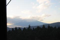 依然富士山