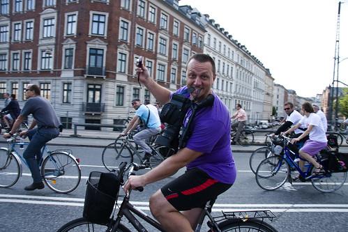 Bike Parade - Clarence