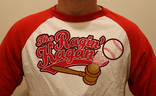 Kagan Softball Shirt