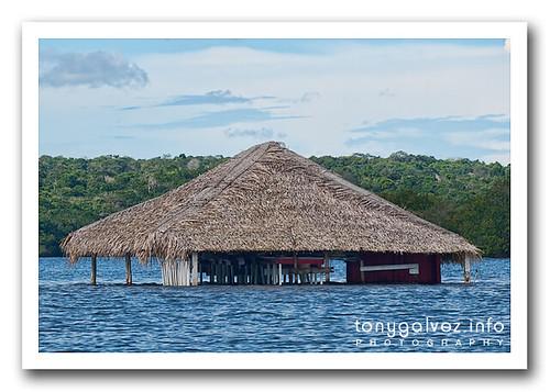 """la """"cheia"""" y la """"seca"""" en la región amazónica"""