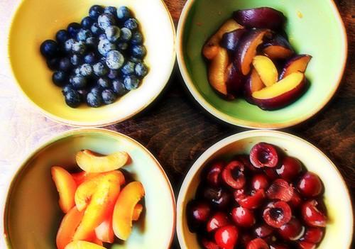 Fruit for Tarts