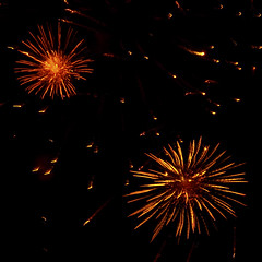 A Replicated Universe (laurenabishop) Tags: sun color sparkles stars 50mm fireworks flames fourthofjuly layers universe