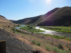 N. Malheur River