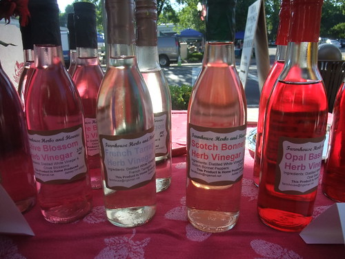 Infused Vinegars