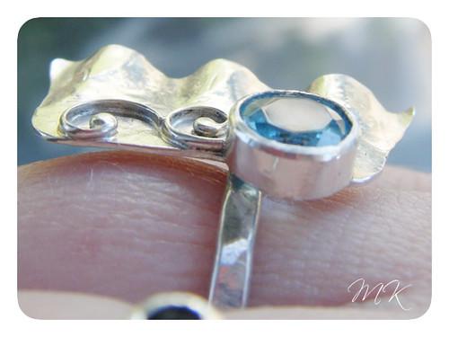 Topaz ring 10