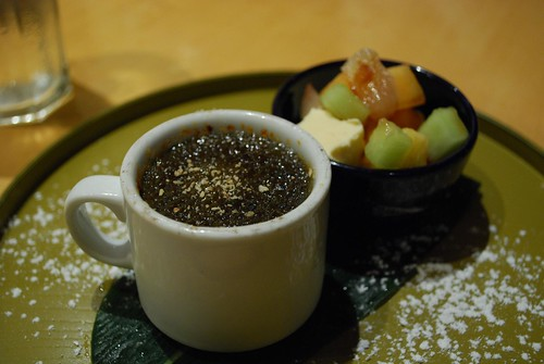 Black Sesame Creme Brulee - Shira Nui AU by avlxyz, on Flickr