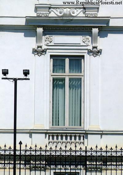 Palatul Ghita Ionescu - detaliu 2
