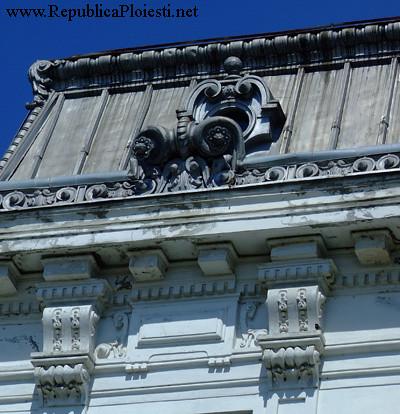 Palatul Ghita Ionescu - detaliu 3
