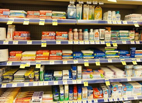Retail Healthcare Shelf 1