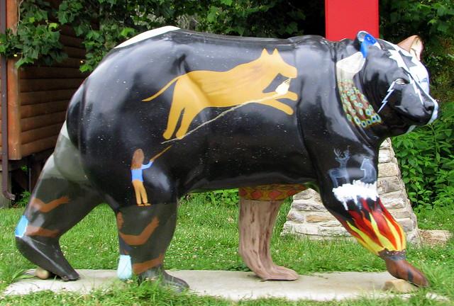 Cherokee Bear