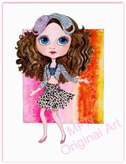Blythe Fashionista #13