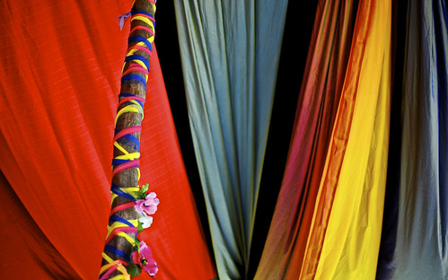 The Colours Of The Drapes