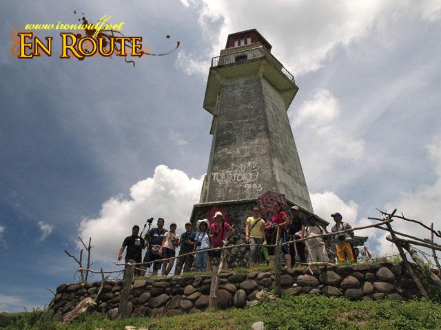 Mahatao Lighthouse Group Hug