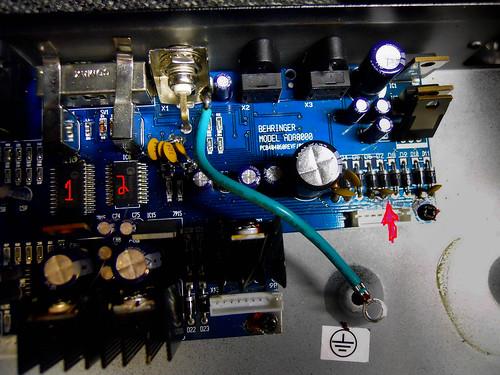 BEHRINGER ABA8000 MOD