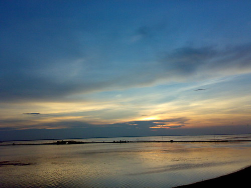 EVENING SKY @ PANNAI -JAFFNA