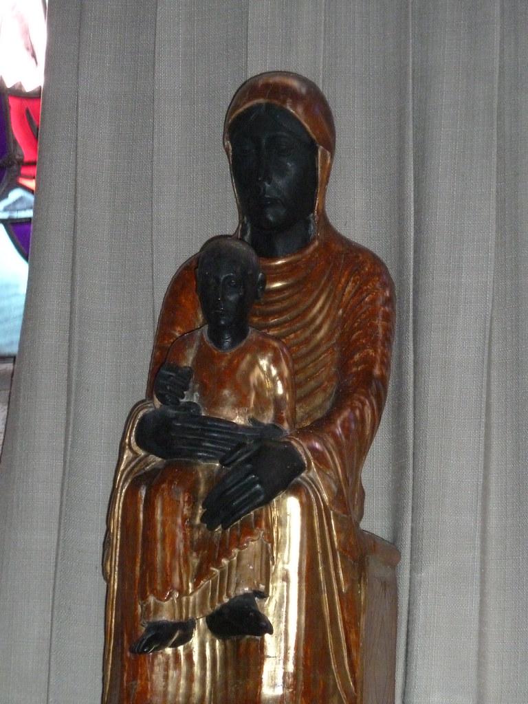 Vierge noire de Marsat 6