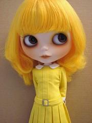 She's Lemony Finch!