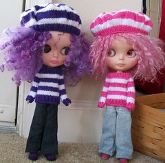 Polly and Brigette