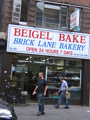 Brick Lane - Beigel Bake