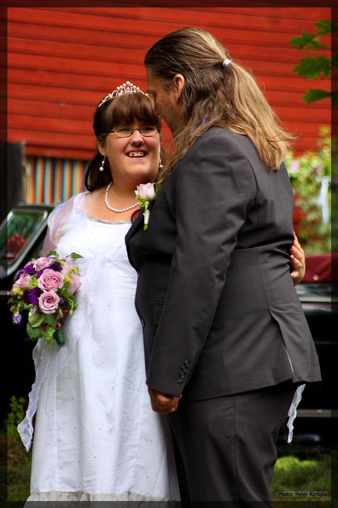 Nadja & Fredrik - 100708