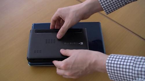 Toshiba W100 Hands On 26