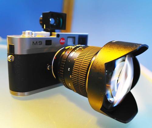 Leica M9 Samyang 14mm f2.8