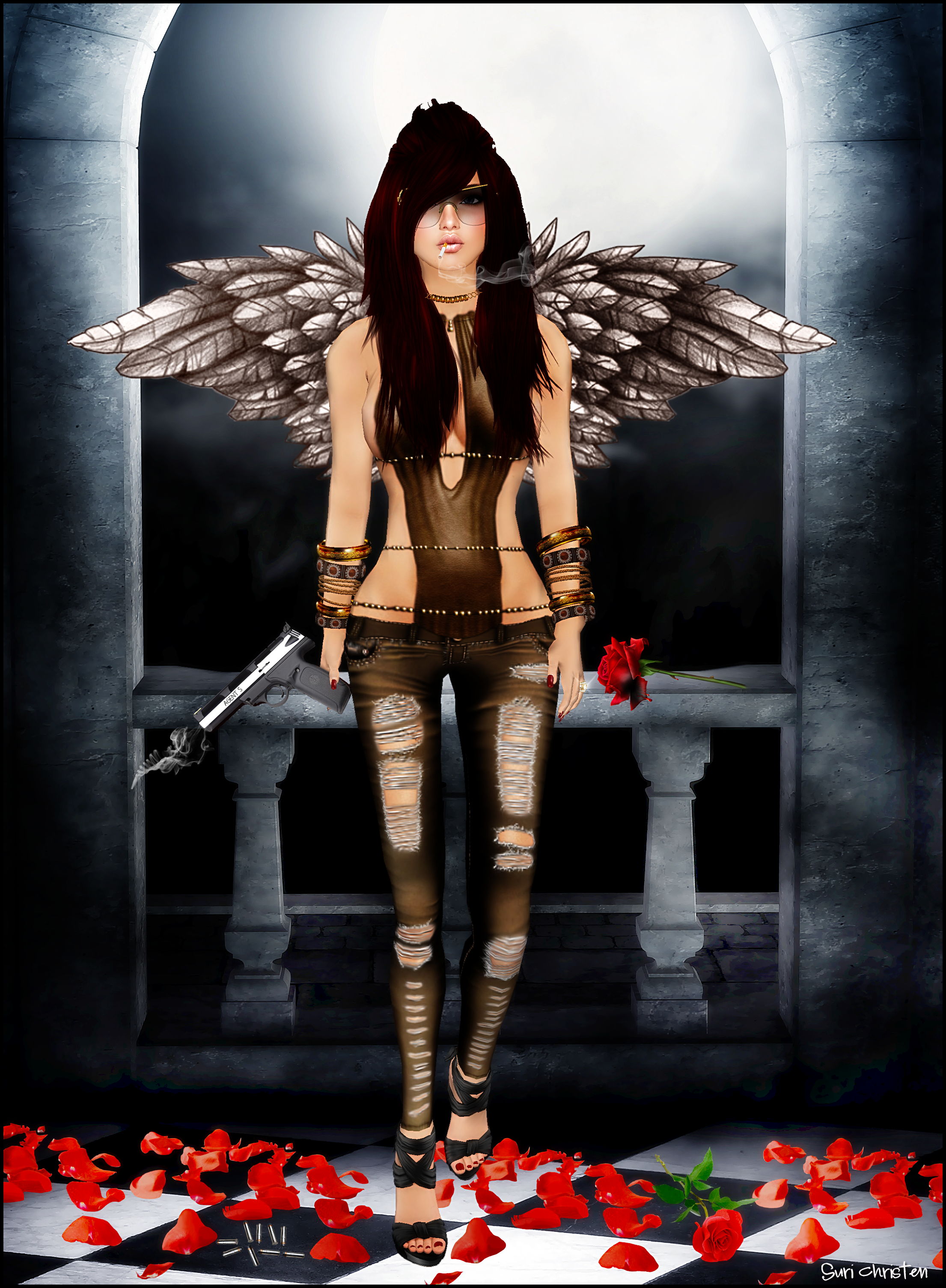 Dark Angel Kills